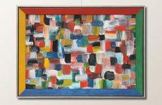 Gaat dit schilderij voor € 12.500,00 verkocht worden?