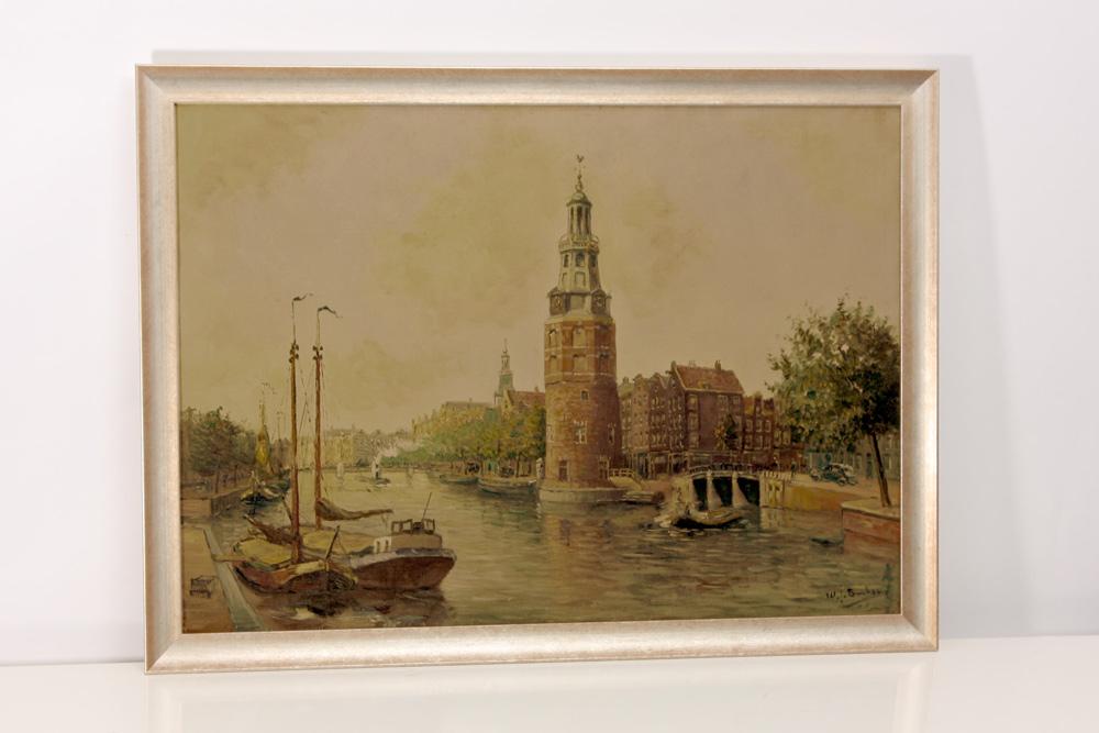 schilderij restaureren