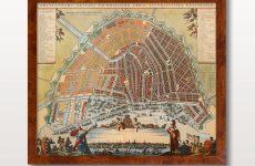 Stadskaart Inlijsten