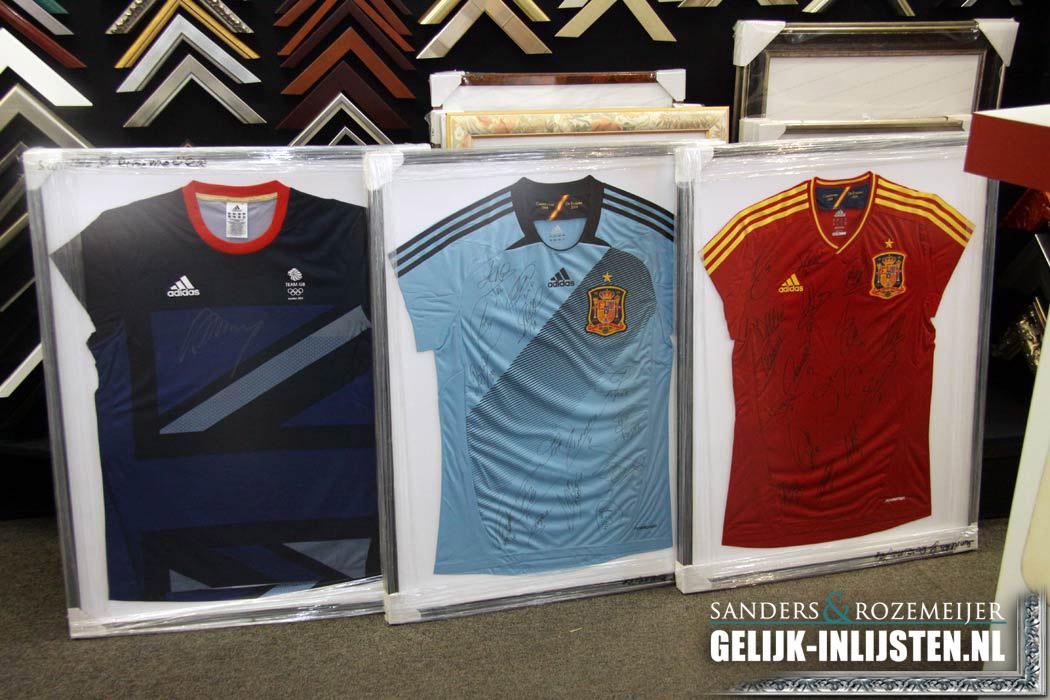 voetbalshirt goedkoop inlijsten
