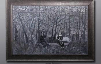 Donkere kunst inlijsten