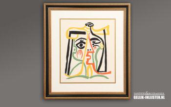 Echte Picasso inlijsten