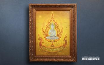 Boeddha inlijsten