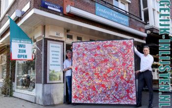 Grote Pollock Inlijsten