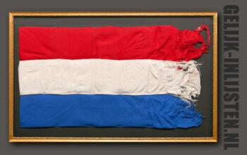 Nederlandse vlag inlijsten